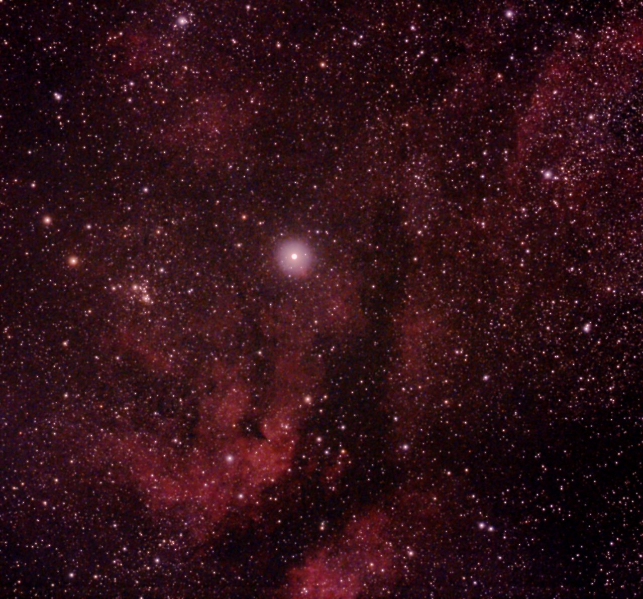 Sadr Region in Cygnus